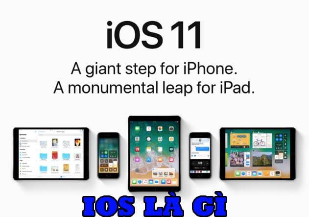 Hệ điều hành IOS 11