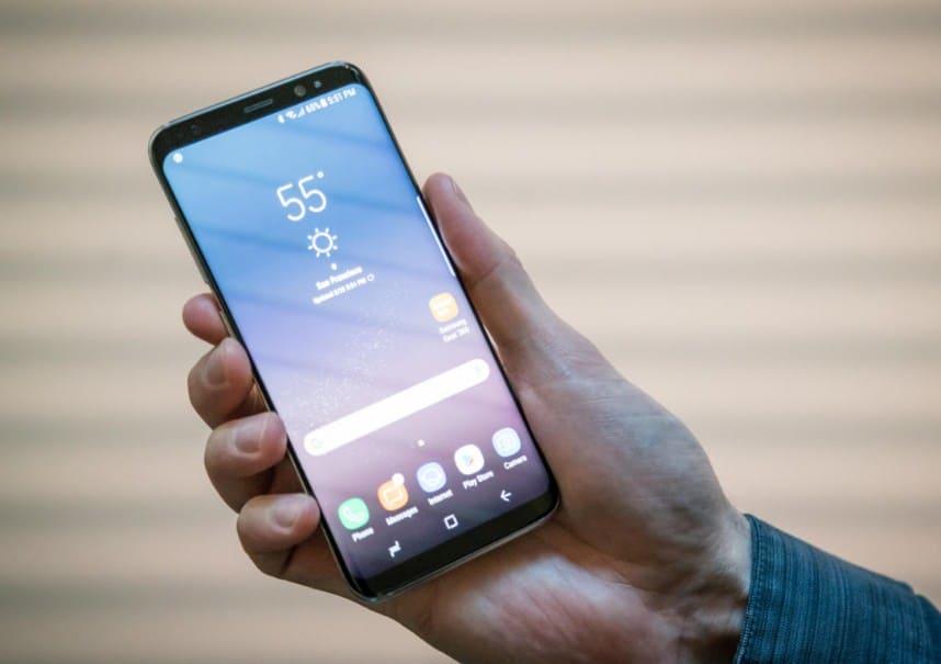Samsung flagship phone 2019