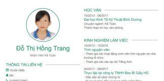 Download mẫu cv từ Trithuccongluan.com.vn