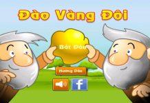Choi game dao vang