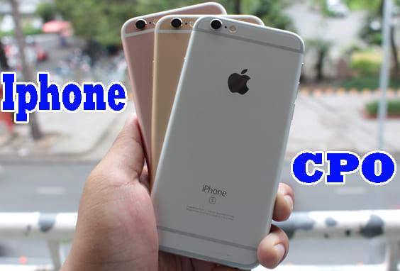Có nên mua iphone cpo hay không