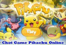Game Pikachu