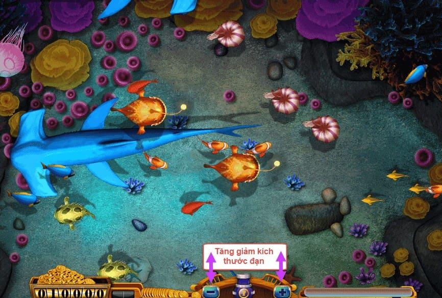 Chơi game Bắn Cá Ăn Xu 2 online